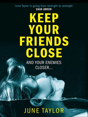 cover image of Keep Your Friends Close
