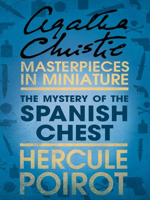 cover image of The Mystery of the Spanish Chest