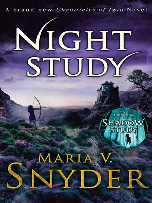 Night study maria v snyder pdf