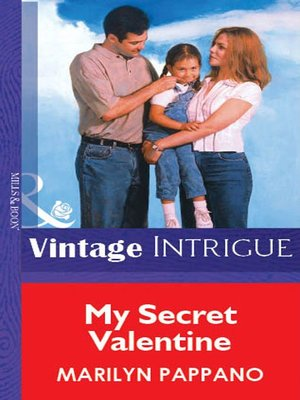 cover image of My Secret Valentine