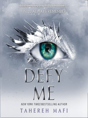 cover image of Defy Me