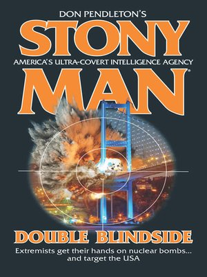 cover image of Double Blindside