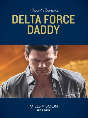 cover image of Delta Force Daddy