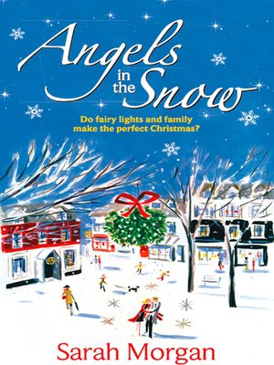 cover image of Angels in the Snow