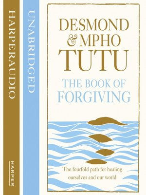cover image of The Book of Forgiving