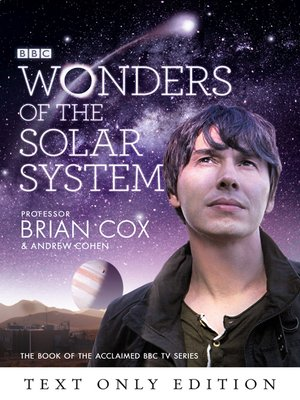 cover image of Wonders of the Solar System Text Only