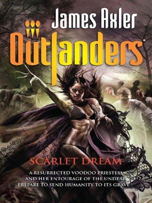 cover image of Scarlet Dream