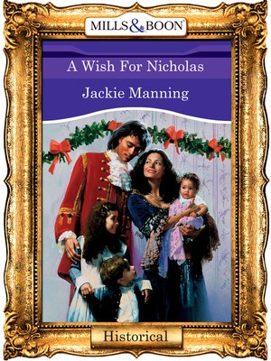 cover image of A Wish for Nicholas
