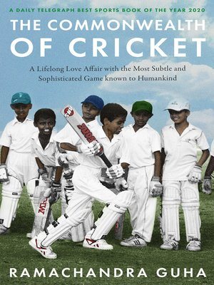 cover image of The Commonwealth of Cricket