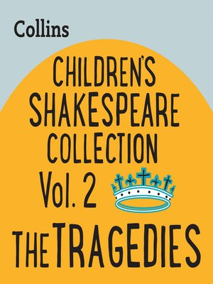 cover image of Collins – Children's Shakespeare Collection, Volume 2