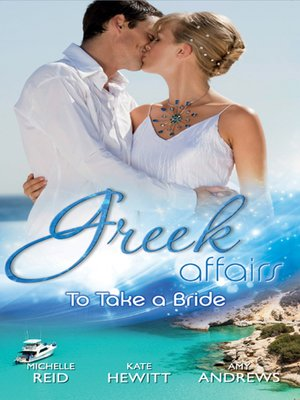 cover image of To Take a Bride