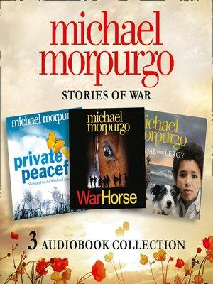 cover image of Michael Morpurgo