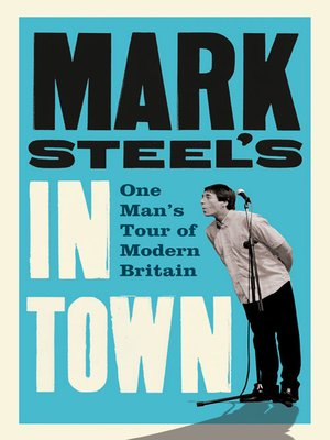 cover image of Mark Steel's In Town