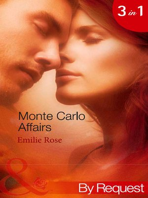 cover image of Monte Carlo Affairs