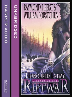 cover image of Honoured Enemy (Legends of the Riftwar, Book 1)