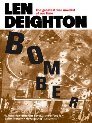 cover image of Bomber
