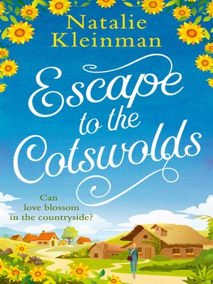 cover image of Escape to the Cotswolds