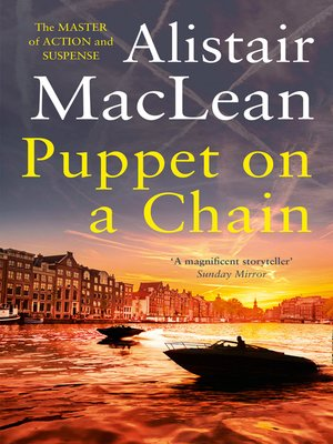 cover image of Puppet on a Chain