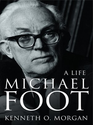 cover image of Michael Foot