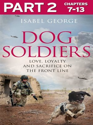 cover image of Dog Soldiers, Part 2 of 3