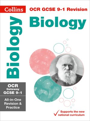 cover image of GCSE Biology OCR Gateway Practice and Revision Guide