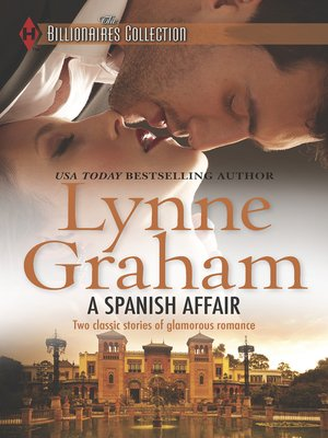 cover image of A Spanish Affair