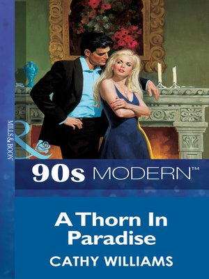 cover image of A Thorn in Paradise