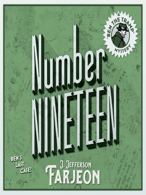 cover image of Number Nineteen