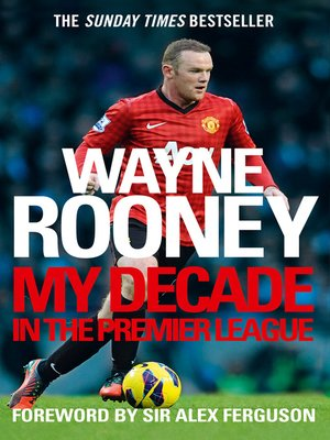 cover image of Wayne Rooney
