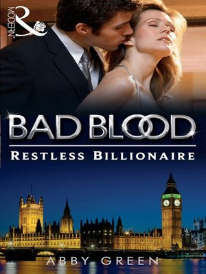 cover image of The Restless Billionaire