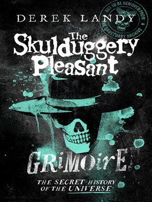 cover image of The Skulduggery Pleasant Grimoire