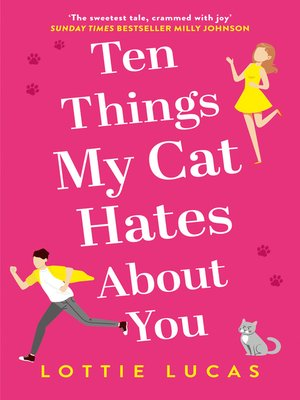 cover image of Ten Things My Cat Hates About You