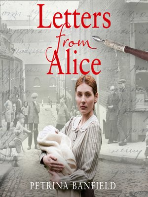 cover image of Letters from Alice