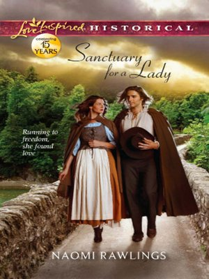 cover image of Sanctuary for a Lady