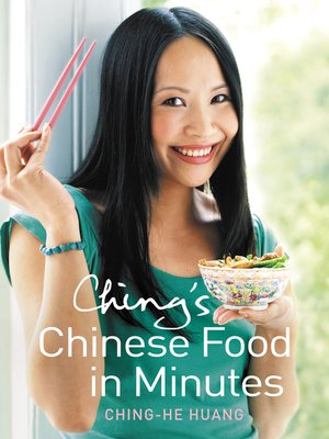 cover image of Ching's Chinese Food in Minutes