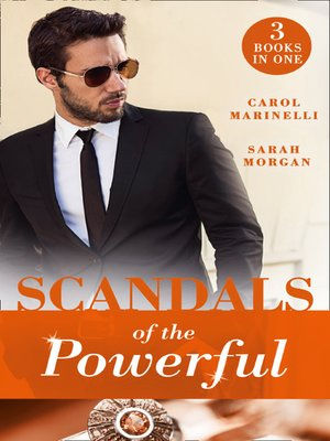 cover image of Scandals of the Powerful