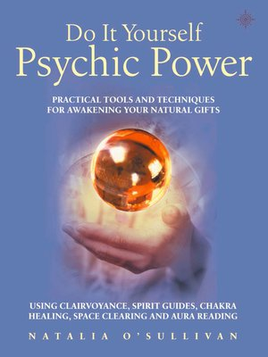cover image of Do It Yourself Psychic Power
