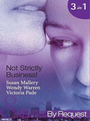 cover image of Not Strictly Business!