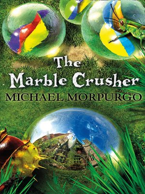 cover image of The Marble Crusher