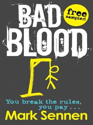 cover image of BAD BLOOD FREE SAMPLER
