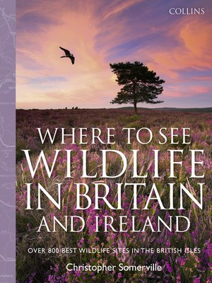 cover image of Collins Where to See Wildlife in Britain and Ireland