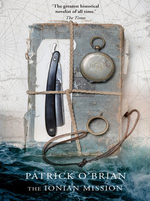 cover image of The Ionian Mission