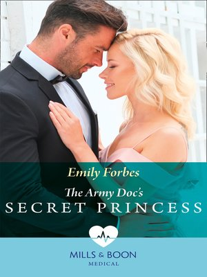 cover image of The Army Doc's Secret Princess