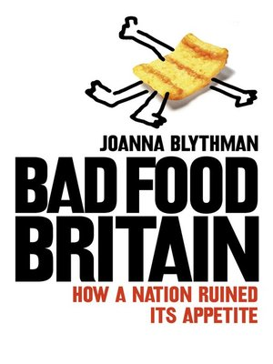 cover image of Bad Food Britain