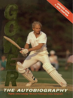 cover image of David Gower