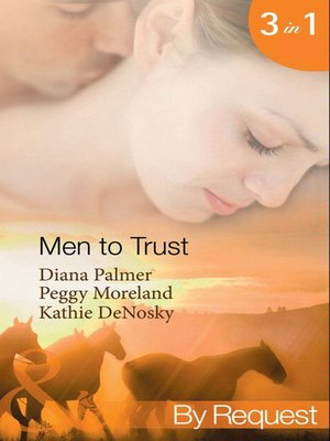 cover image of Men to Trust