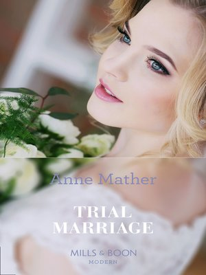 cover image of A Trial Marriage