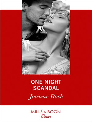 cover image of One Night Scandal