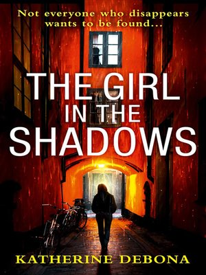 cover image of The Girl in the Shadows