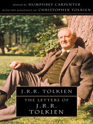 cover image of The Letters of J. R. R. Tolkien
